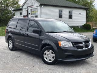 Used 2011 Dodge Grand Caravan No-Accidents Power Group A/C Cruise for sale in Sutton, ON