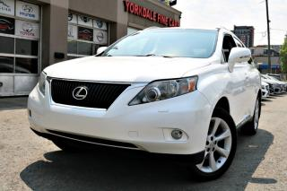 Used 2012 Lexus RX 350 NAVIGATION BACK UP CAMERA LEATHER SUNROOF AWD for sale in Toronto, ON