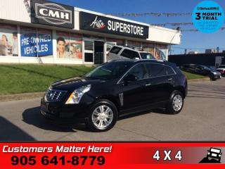 Used 2013 Cadillac SRX Luxury Collection  AWD NAV CUE ROOF P/GATE CAM for sale in St. Catharines, ON
