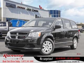 Used 2014 Dodge Grand Caravan SE/SXT - Full Stow & Go, Power Seat for sale in Etobicoke, ON