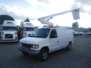 Used 1996 Ford Econoline E-350 Cargo Van Bucket Truck for sale in Burnaby, BC