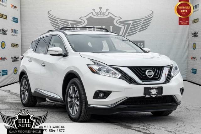 2015 Nissan Murano SV, NAVI, BACK-UP CAM, PANO ROOF, PUSH START, BLUETOOTH