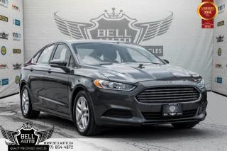 Used 2016 Ford Fusion SE, BACK-UP CAM, BLUETOOTH, A/C, VOICE CMND, ECO-MODE for sale in Toronto, ON