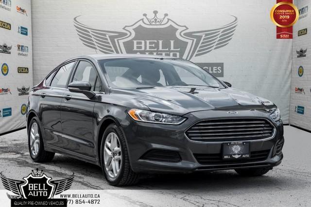 2016 Ford Fusion SE, BACK-UP CAM, BLUETOOTH, A/C, VOICE CMND, ECO-MODE