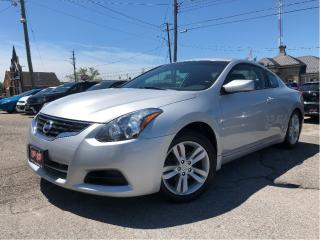 Used 2012 Nissan Altima for sale in St Catharines, ON