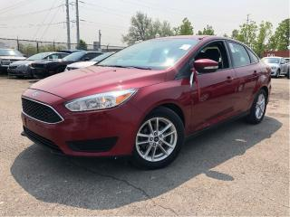 Used 2015 Ford Focus SE | Htd Seats| Alloys | Auto| SYNC for sale in St Catharines, ON