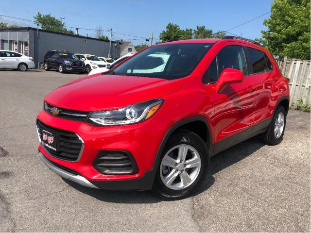 2017 Chevrolet Trax LT |AWD | Check out the Mileage|