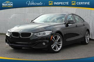 Used 2015 BMW 4 Series 428i Gran Coupe xDrive for sale in Ste-Rose, QC