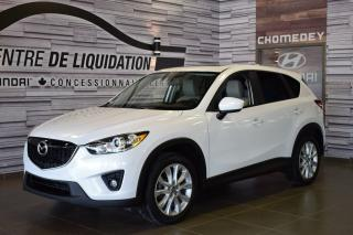 Used 2013 Mazda CX-5 Gt+awd+toit+cuir+gps for sale in Laval, QC