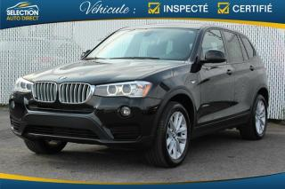 Used 2015 BMW X3 28D xDrive for sale in Ste-Rose, QC