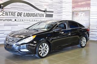 Used 2013 Hyundai Sonata SE+CUIR+TOIT for sale in Laval, QC
