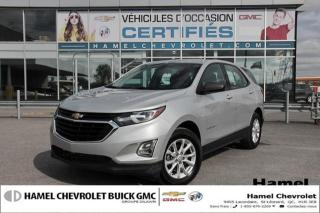 Used 2018 Chevrolet Equinox LS for sale in St-Léonard, QC