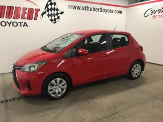 Used 2015 Toyota Yaris Le, A/c, Cruise for sale in St-Hubert, QC