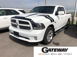 Used 2017 RAM 1500 Sport|Bluetooth|5.7|Remote Starter| for sale in Brampton, ON