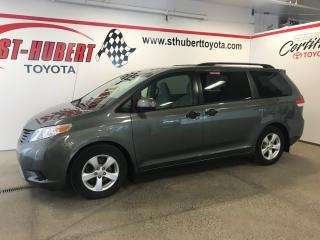 Used 2014 Toyota Sienna 7 PASSENGER for sale in St-Hubert, QC