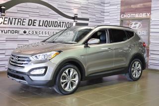 Used 2014 Hyundai Santa Fe Sport Ltd+awd+cuir+gps for sale in Laval, QC