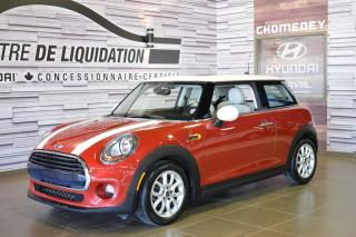 Used 2016 MINI Cooper Toit+cuir+mags for sale in Laval, QC