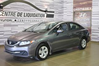 Used 2014 Honda Civic Lx+gr Electrique+a/c for sale in Laval, QC