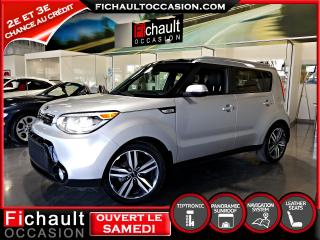 Used 2015 Kia Soul SX Luxe ***** CUIR *** TOIT PANORAMIQUE* for sale in Châteauguay, QC