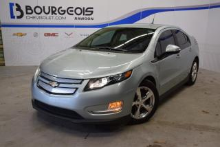 Used 2013 Chevrolet Volt Cuir, Navigation for sale in Rawdon, QC