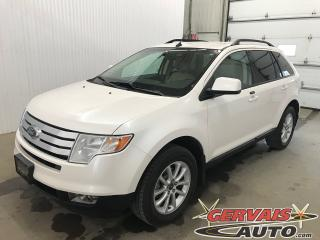Used 2009 Ford Edge Sel Awd A/c Sièges for sale in Trois-Rivières, QC