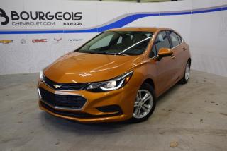 Used 2017 Chevrolet Cruze for sale in Rawdon, QC