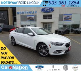 Used 2019 Buick Regal Preferred II | PUSH START | PWR SEATS | WIFI/LTE | for sale in Brantford, ON