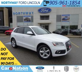 Used 2016 Audi Q5 Komfort   AWD   HTD LEATHER   PWR LIFT-GATE   for sale in Brantford, ON