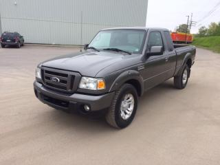 Used 2011 Ford Ranger Cabine super 4 RM 126 po SPORT for sale in Quebec, QC