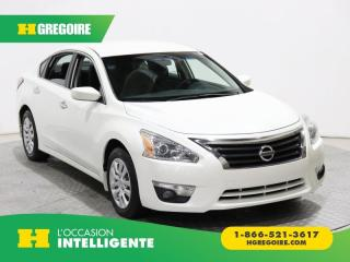 Used 2015 Nissan Altima 2.5 S A/C GR ELECT for sale in St-Léonard, QC