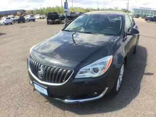 Used 2015 Buick Regal Turbo for sale in Thunder Bay, ON