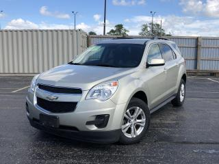 Used 2015 Chevrolet Equinox 1LT 2WD for sale in Cayuga, ON