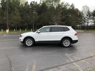 Used 2018 Volkswagen Tiguan TRENDLINE AWD for sale in Cayuga, ON