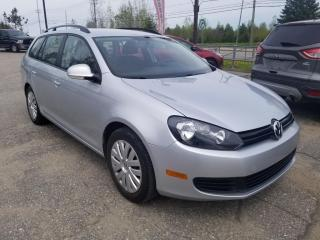 Used 2013 Volkswagen Golf Wagon Trendline wagon prix réduit for sale in Mascouche, QC