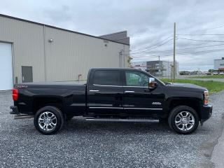 Used 2018 Chevrolet Silverado 2500 HIGH COUNTRY DIESEL for sale in St-Hyacinthe, QC