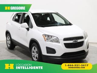 Used 2014 Chevrolet Trax Ls A/c for sale in St-Léonard, QC
