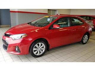 Used 2014 Toyota Corolla S /aut/a/c/siege Ch for sale in Terrebonne, QC