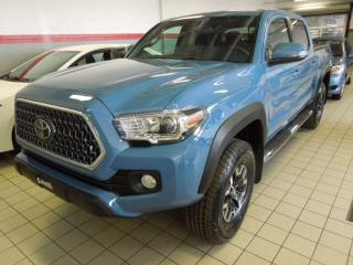 Used 2019 Toyota Tacoma TRD Off Road V6 for sale in Terrebonne, QC