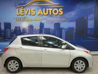 Used 2013 Toyota Yaris TOYOTA YARIS LE AUTOMATIQUE AIR CLIMATIS for sale in Lévis, QC