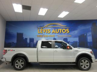 Used 2013 Ford F-150 Fx4 4x4 Cuir for sale in Lévis, QC