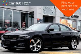 Used 2018 Dodge Charger SXT Plus|Sunroof|SiriusXM|Heat.Seats|Bluetooth|Blindspot|Backup_Cam| for sale in Thornhill, ON