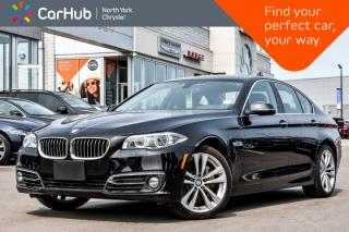 Used 2016 BMW 5 Series 535i xDrive|HUD|Sunroof|H/K.Audio|GPS|Bluetooth|Backup_Cam| for sale in Thornhill, ON