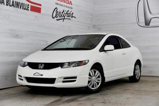 Used 2010 Honda Civic DX-G for sale in Blainville, QC