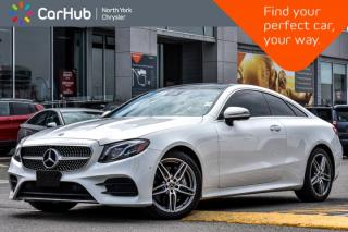 Used 2018 Mercedes-Benz E-Class E 400|Smartphone.Tech,AMG.Styling,Light,Keyless.Go.Pkgs| for sale in Thornhill, ON