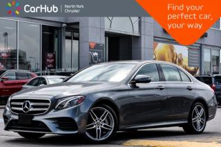 Used 2018 Mercedes-Benz E-Class E 300|Smartphone.Tech,AMG.Styling,Keyless.Go.Pkgs| for sale in Thornhill, ON