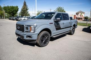 New 2019 Ford F-150 XLT 302A Lux package - special edition package - sport package - pre-collision assist for sale in Okotoks, AB