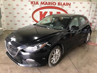 Used 2015 Mazda MAZDA3 Sport GS * MAGS * SONAR * A/C * BLUETOOTH * for sale in Ste-Julie, QC