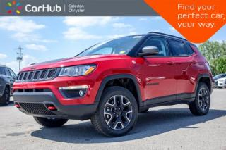 New 2019 Jeep Compass New Car Trailhawk|4x4|Navi|Pano Sunroof|Blind Spot|Backup Cam|Bluetooth|R-Start|17
