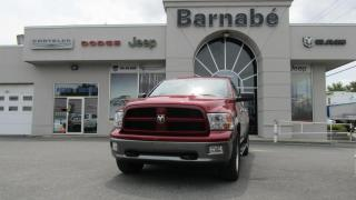 Used 2012 RAM 1500 4X4 SIÈGES BAQUETS CONSOLE +GROUPE ÉLECT for sale in Napierville, QC