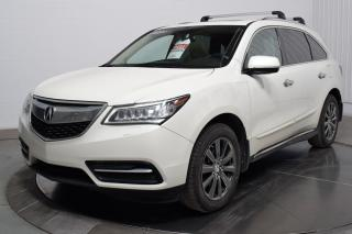 Used 2015 Acura MDX AWD for sale in L'ile-perrot, QC